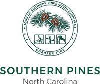 Town of Southern Pines Administration Logo